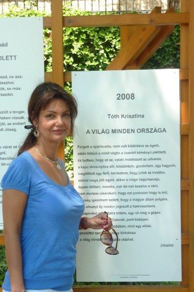 Tóth Krisztina, sikeres nő, nőfejlesztő